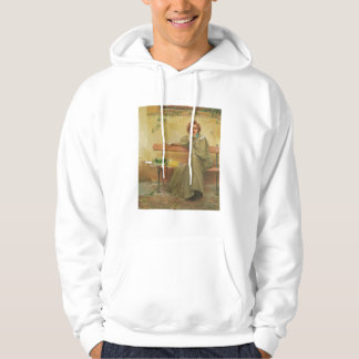 Dreams by Vittorio Matteo Corcos 1896 Hoodie