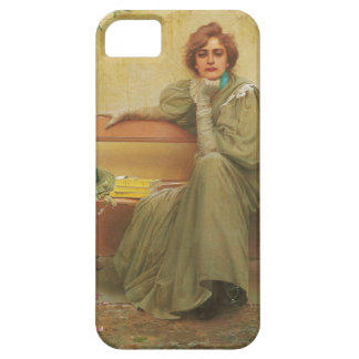 Dreams by Vittorio Matteo Corcos 1896 iPhone 5 Cover
