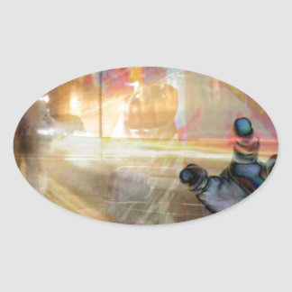 Dreamscape 505.jpg oval sticker