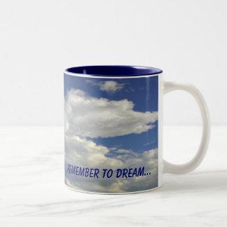 Dreamscape coffe cup
