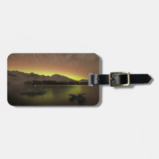 Dreamy Aurora Luggage Tag