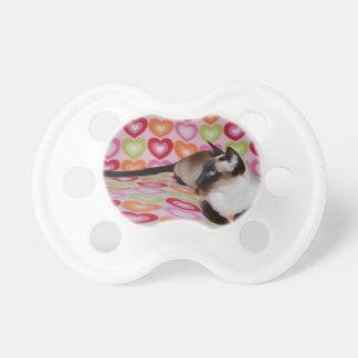 Dreamy Siamese Cat Hearts Dummy