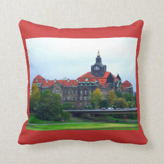 Dresden Germany Pillow
