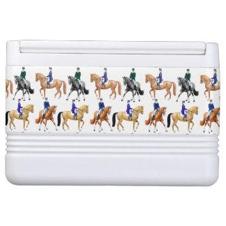 Dressage Horse Equestrian Cooler Chilly Bin