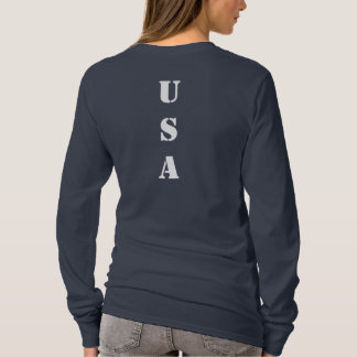 DRESSAGE USA LONG SLEEVED SHIRT