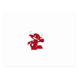 Drevil Little Devil Postcards