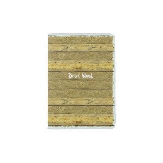 Drift Wood Novelty Passport Holder