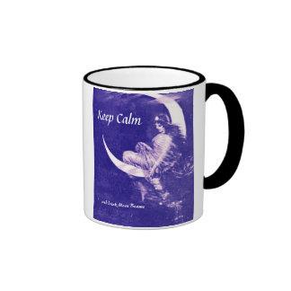 Drink MoonBeams purple mug