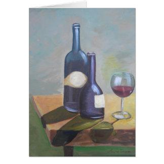 Drinking Alone I Card