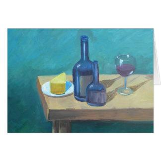 Drinking Alone III Card