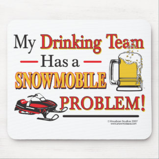 Drinking-Team-Final- Mouse Pad