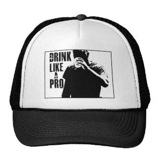DrinkLikeaPro.png Cap