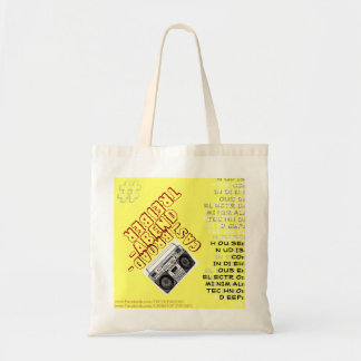 Driver evening bag radio
