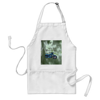 Driving to Heaven and Hell Standard Apron
