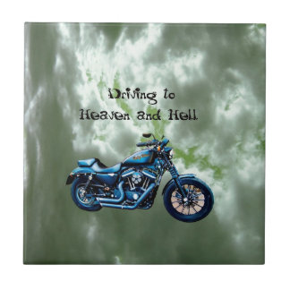 Driving to Heaven and Hell Tiles