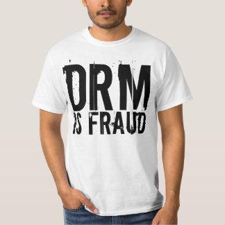 DRM Is Fraud Shirt