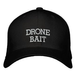 Drone Bait Embroidered Hats