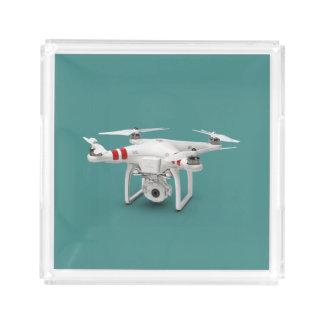 Drone phantom acrylic tray