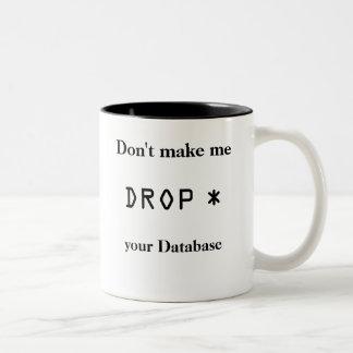 DROP * Two-Tone MUG
