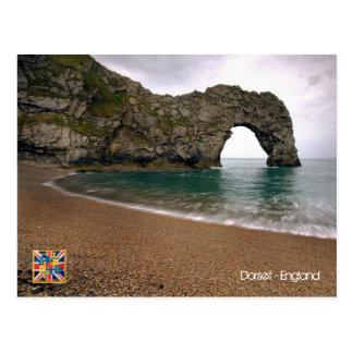 Drudle Door - Dorset - England (Postcard) Postcard