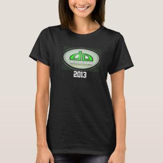 DRUM DAY ladies T bakersfield 2013 T-Shirt