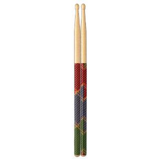 Drumsticks Art NavinJoshi Winner Colorful Dots FUN