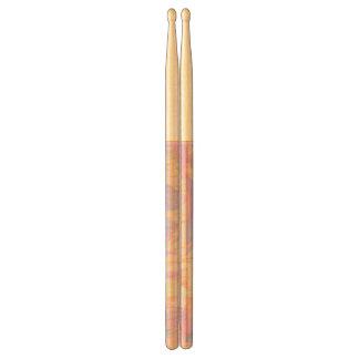 Drumsticks Consciousness Design blue pink orange