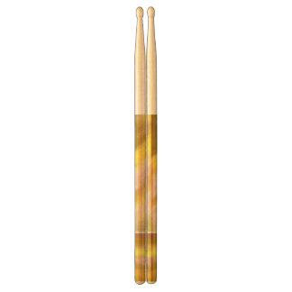 Drumsticks Sun Lake Design gold lilac sand
