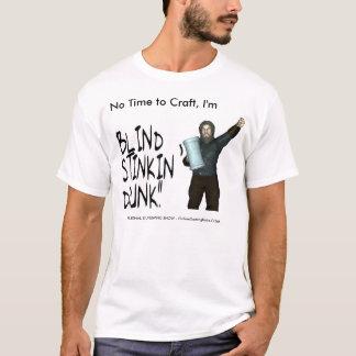 Drunken Dwarf - No Time to Craft T-Shirt