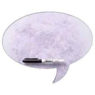 Dry Erase Board - Ageratum