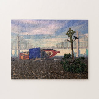 Dry River jigsaw Puzzle