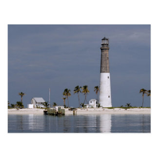 Dry Tortugas Lighthouse Postcard