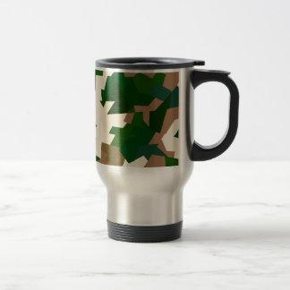 Dry Tundra Camo Stainless Steel Travel Mug