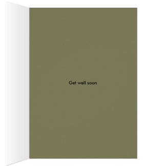 DS Get Well Card