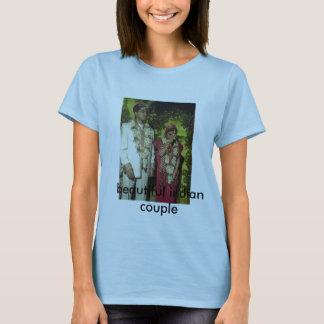 DSC00076, beautiful indian couple T-Shirt