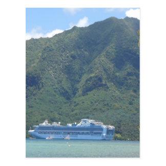 DSCN0819.JPG Sapphire Princess Cruise Ship Postcard