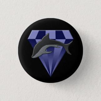 DSX: SaKhan 3 Cm Round Badge