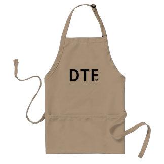 DTFish - Funny Fishing Standard Apron