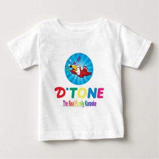 D'Tone Family Karaoke Souvenirs Baby T-Shirt