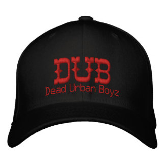 [DUB]Nation, Dead Urban Boyz By Zombiesniper23 Embroidered Hat