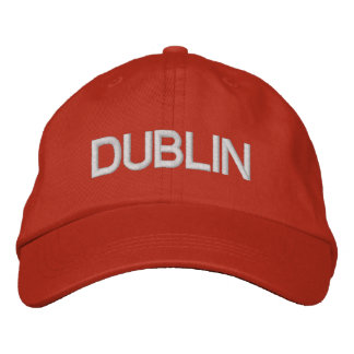 Dublin Cap Embroidered Hats