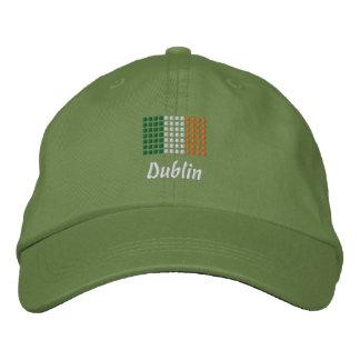 Dublin Cap - Irish Cap - Irish Flag Hat Baseball Cap