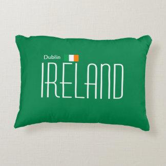 Dublin, Ireland Pillow