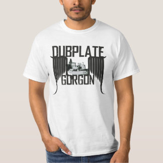 """Dubplate Gorgon"" T-Shirt"