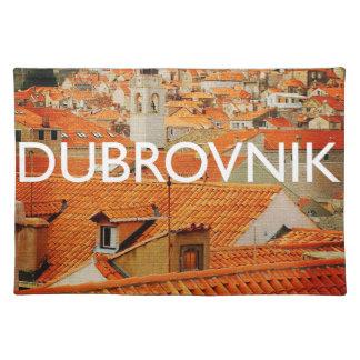 Dubrovnik Placemat