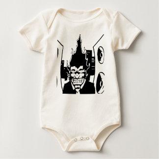 DubStep Baby Bodysuit