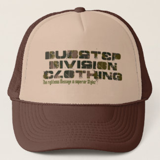 """Dubstep Division Clothing """"Camou"""" Cap"""