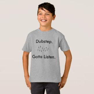 Dubstep Kids Funny School Aparrel Shirt