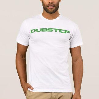 Dubstep Shattered Green T-Shirt