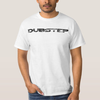 Dubstep Shattered Value Design T-Shirt